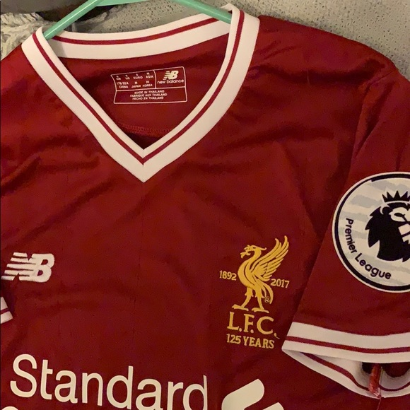 online store 7c8ed 2e709 Liverpool Football Club 17/18 Kit M. Salah